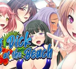 [CG] Big Dick at the Beach