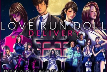 LOVE RUN DOLL DELIVERY ~ Sex toy delivery person ~[RPG][Japanese]