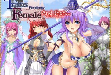 Trans-Female Fantasy Nexus And then...[RPG][Japanese]