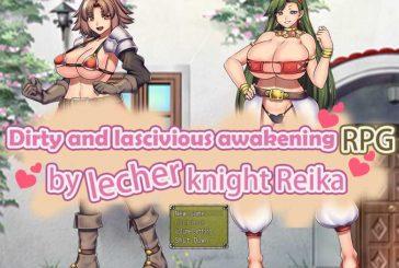 Dirty and lascivious awakening RPG by lecher knight Reika [RPG][English]