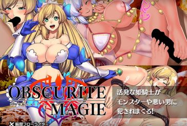 Obscurite Magie ~ Lust Corrupted Princess Knight Yuriana[RPG][Japanese]