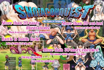 Shotacon Quest -My Penis Is Targeted!-[RPG][Japanese]